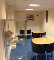 Inside Swindon Clinic