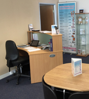 Inside Bristol Clinic